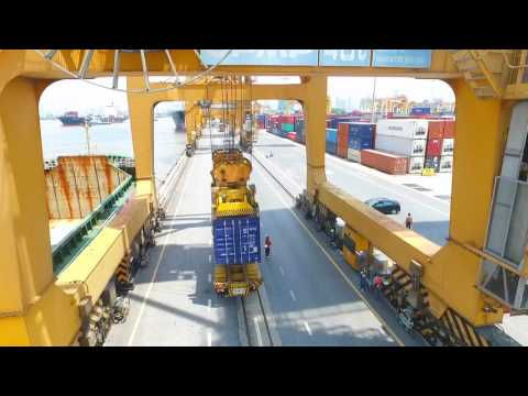 GANTRY CRANE @ BANGKOK PORT