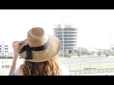 BEST OF F1 RACE DAY | Bahrain Grand Prix 2017 (Bahrain Vlog)