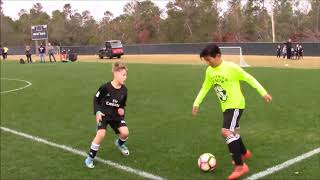 Disney 3v3 Tournament - 2018