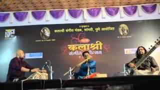 Vivek Sonar and  Purbayan Chaterjee Jugalbandi Raga Jog