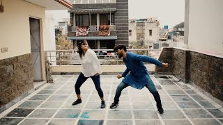 HOLI SPECIAL DUET DANCE CHOREOGRAPHY || BALAM PICHKARI AND RANG BARSE|| CHOREOGRAPHY BY ROHAN
