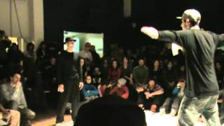 Battle Just 4 Dance - Battle Popping - Jason VS Pop Fiction (La Smala)