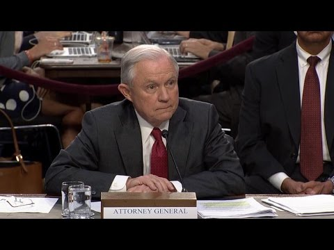 """Sen. Heinrich to Sessions: """"Your silence speaks volumes"""""""