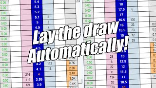 Betfair trading - Lay the draw & green up - Automatically - Peter Webb