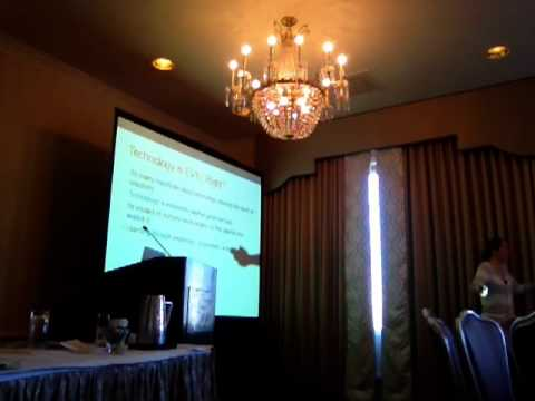 L&B 2013 - Walking the Tightrope: Technology and Creativity (Part I)