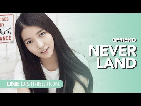 [Line Distribution] GFriend - Neverland