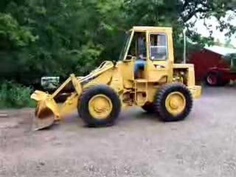 1980 Fabco CAT 910 Wheel Loader Rebuilt 3204 Diesel - SOLD