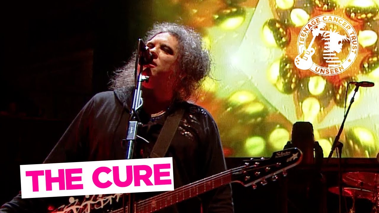 Wrong Number - The Cure Live