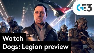 Watch Dogs: Legion gameplay - is this the most ambitious Ubisoft game ever?