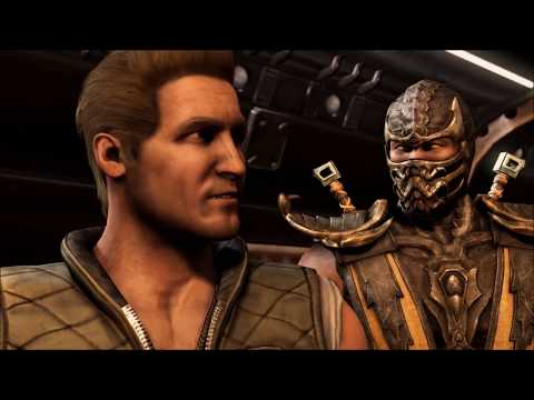 Mortal Kombat X: Story Mode