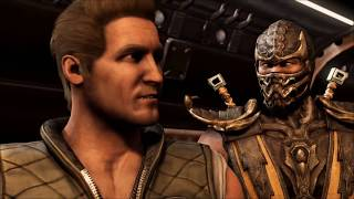 Mortal Kombat X Story Mode