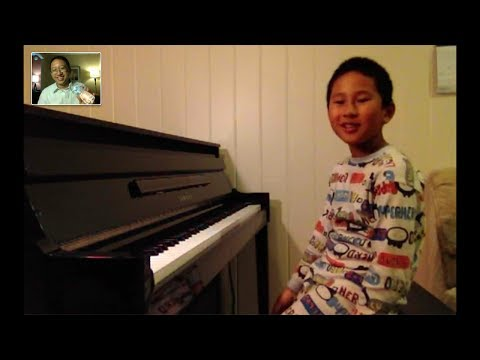 Online Piano Lessons: comparing FaceTime, Skype, and Hangouts