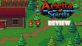 Arietta of Spirits (Switch) Review (Video Game Video Review)