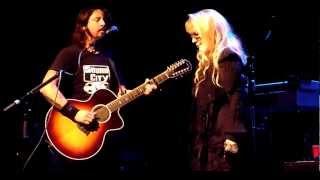 Dave Grohl & Stevie Nicks -