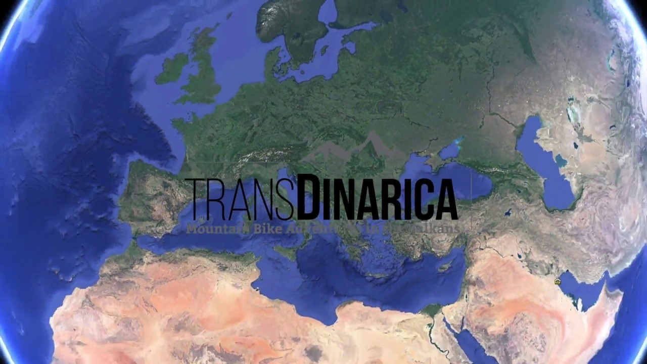 Trans Dinarica biking trail with the support of the Regional Cooperation on