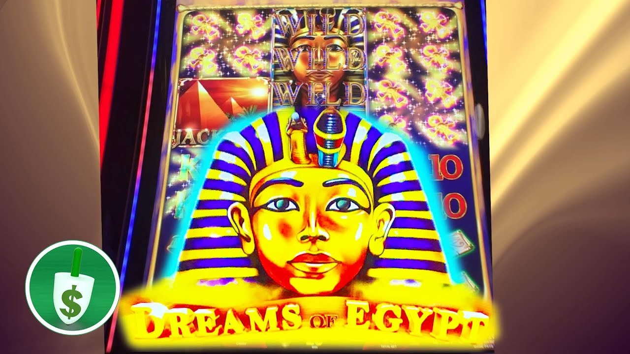 Dreams Of Egypt Slot Machine