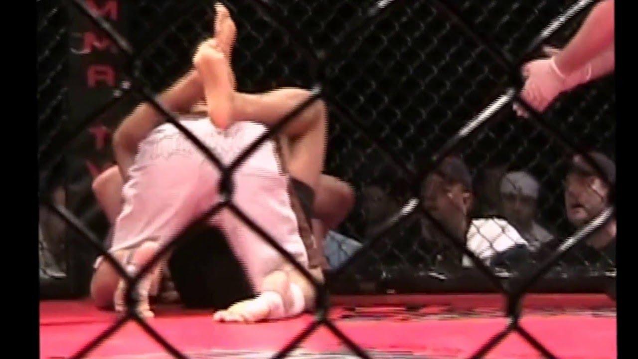 Steve Kinnison vs Tyler Combs MMA