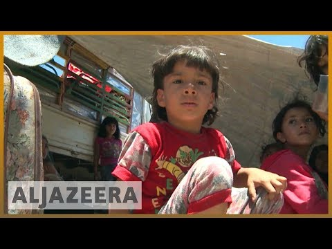 🇸🇾 Many players but little progress in Deraa ceasefire talks | Al Jazeera English