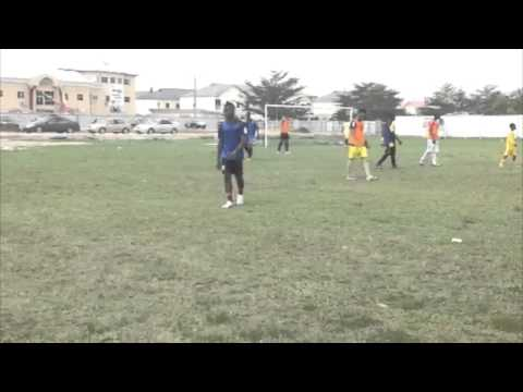 Clinton Football Academy Nigeria