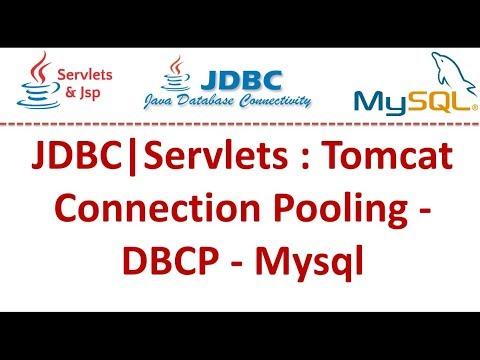 servlet jdbc connection