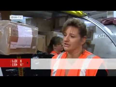 Made in Germany | Logistikzentrum Leipzig -- Tor zur Welt