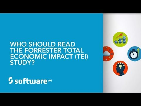 Who should read the Forrester Total Economic Impact (TEI) Study?