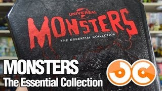 [Blu-ray] Monsters -- The Essential Collection