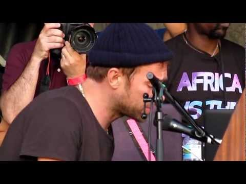 Africa Express 2012, Damon Albarn and Rokia Traore, Melancholy Hill