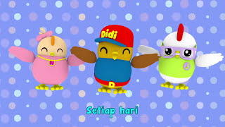 Lagu Anak-Anak Indonesia | Didi & Friends | Pohon Murbei