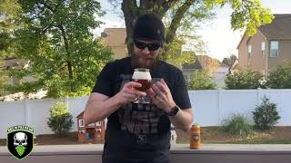 Back Porch Brew Reviews - Munzler's Vienna Lager, Olde Mecklenburg Brewery
