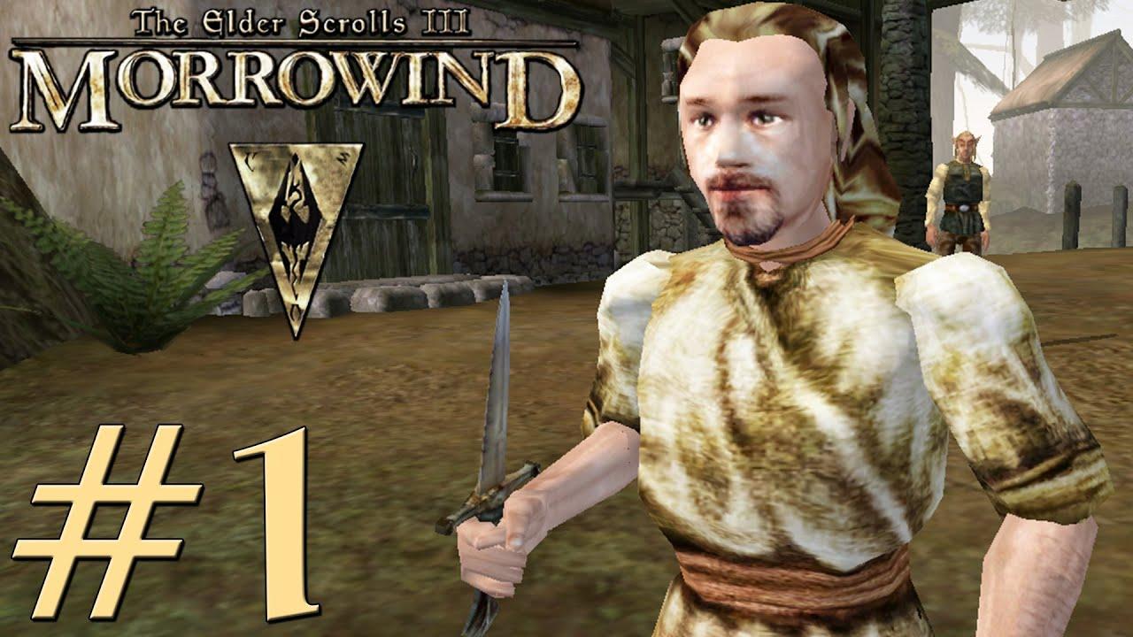 Dark Plays: The Elder Scrolls III: Morrowind [01] -