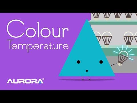 Colour Temperature Explained - Aurora Lighting Presents