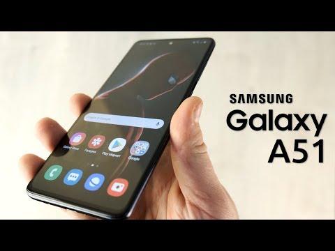 Samsung Galaxy A51 - ОБЗОР ЛУЧШЕГО СМАРТФОНА СРЕДНЕГО  СЕГМЕНТА!