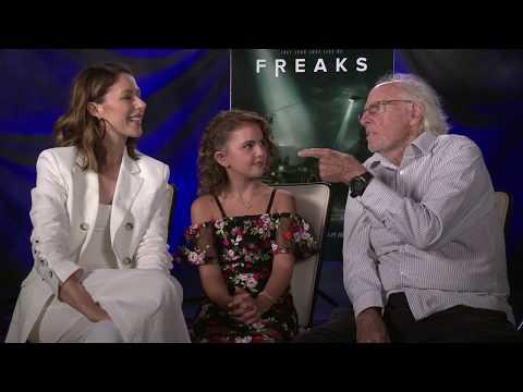 Freaks (2019) - Moviebill Interviews With Bruce Dern, Amanda Crew, Lexy Kolker And More!