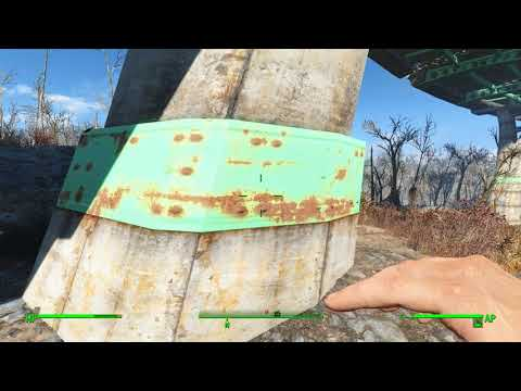 Vault Dweller Teases Big Boy Until Submission