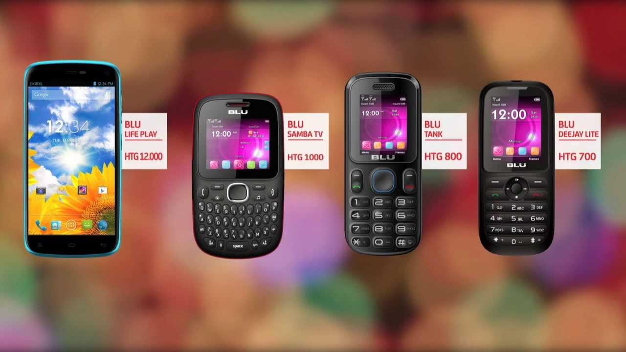 Digicel Haiti | Fè Nwèl la bèl ak yon telefòn BLU