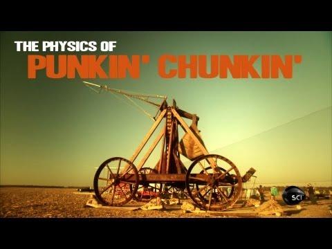 """The Physics of """"Punkin Chunkin"""""""