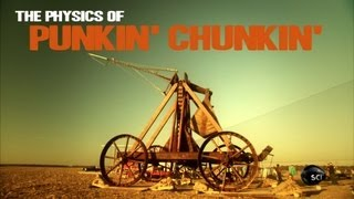 "The Physics Of ""punkin Chunkin"""