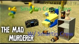 Roblox RADIO! Summer Update! The Mad Murderer! W/Penguin And Bleach BEING A TERRIBLE SHERIFF