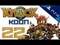 Knack - Прохождение игры на русском - Кооператив [#22] PS4 (Нэк)