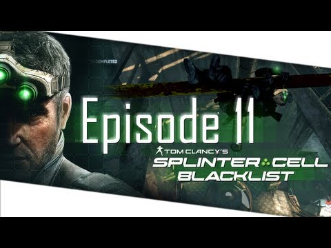 Let's Play: Splinter Cell: Blacklist - Episode 11 - Hackers' Den