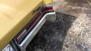 1971 Buick Electra 225marker