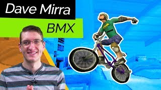 This Came Out Instead of Thrasher 2? Dave Mirra Maximum Remix Review