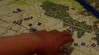 La Bataille de Dresde 1813 Instructional 2 - Clash Of Arms Games - a Napoleonic wargame