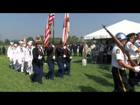 10th Annual Memorial Day Ceremony - May 29, 2017 - South Florida National Cemetery