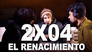 EL RENACIMIENTO 2X04 - Regalos para navidad, Recetas imposibles y Canción póstuma Melendi