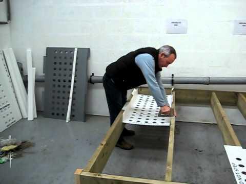 Crawl Space Insulation Suspended Floor Insulation