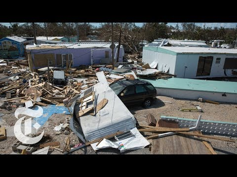 Witnessing Irma's Destruction in the Florida Keys