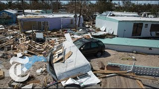 Witnessing Irma\'s Destruction in the Florida Keys