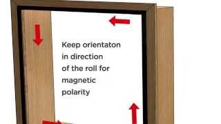 How to Install your Magnetic Screens kit.
